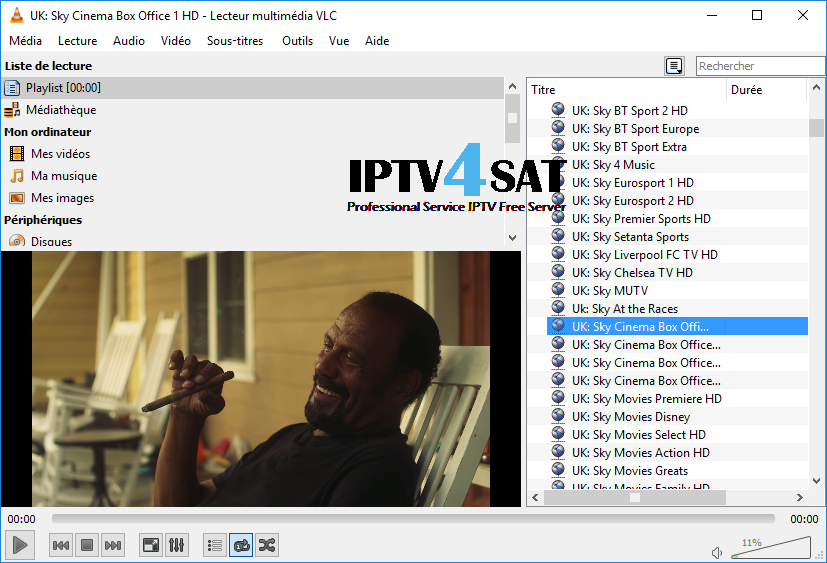 Iptv list uk england free