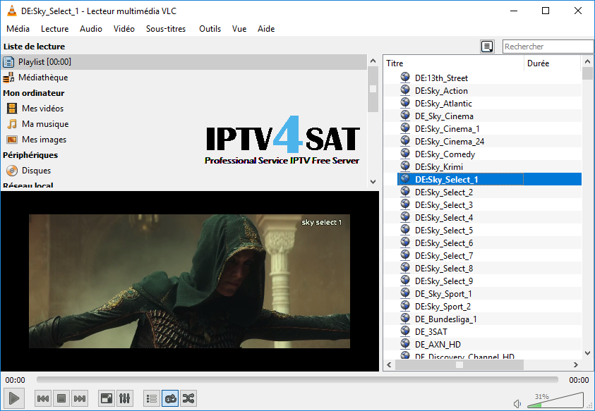 M3u iptv germany channels