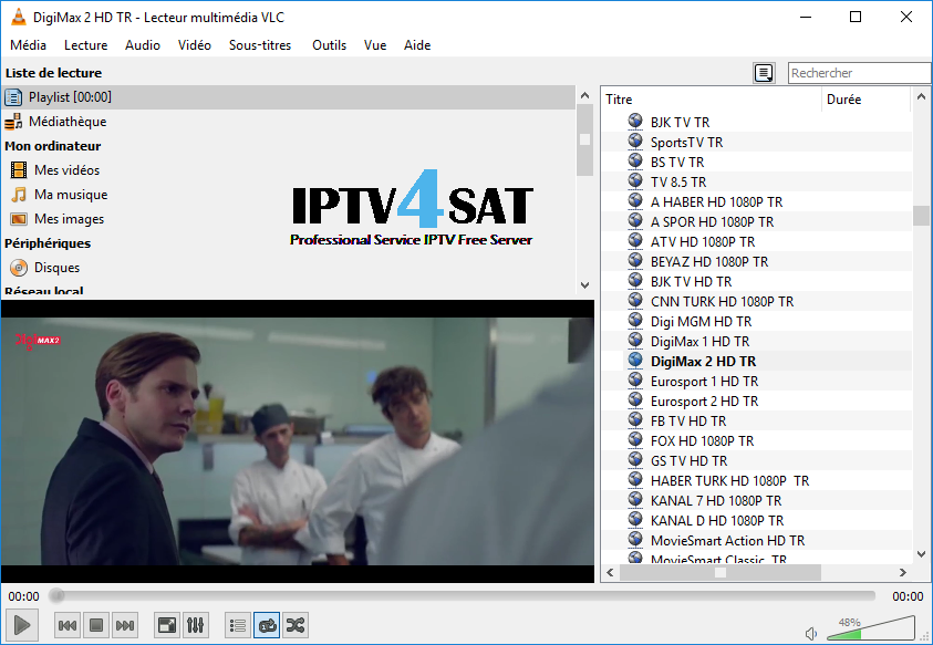 Iptv turkish gratuit m3u channels
