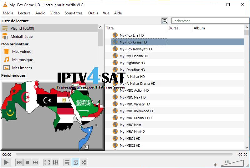 M3u iptv arabic channels server
