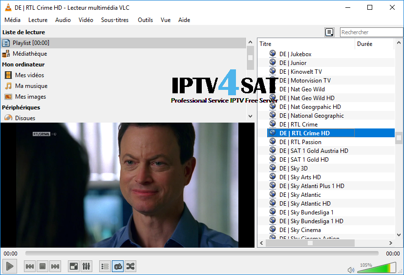 Iptv list m3u germany free