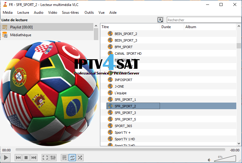 Iptv sports m3u free server