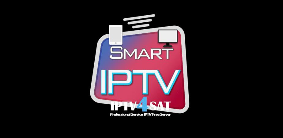 Iptv smart tv mobile playlist