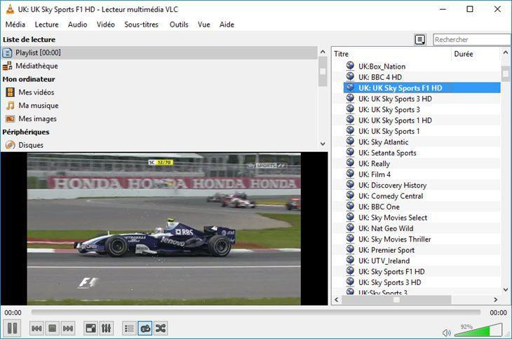 ENGLAND UK IPTV M3U Server